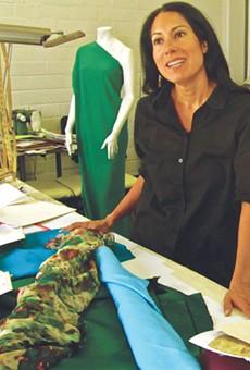 Mata taking her spring fashion line to NYC