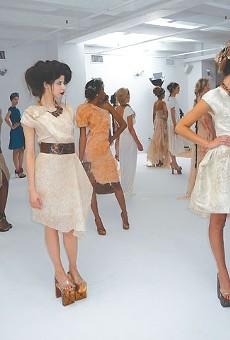 Mata's Atelier shines at New York Fashion Week