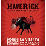 Maverick Fest 2 Announces First List of Performers: Black Angels, Psychedelic Furs, Piñata Protest confirmed