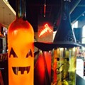 Max's Wine Dive Turns Three with Halloween Blow Out
