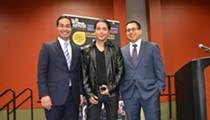 Mayor Castro, Chris Pérez and Councilman Bernal Push Festival People En Español