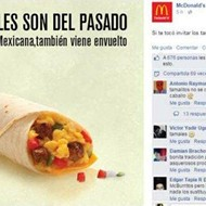 McDonald's Screws Up Another Ad Campaign, This Time In Mexico