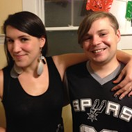 Meet Your Spurs Fans: Libby Wardlaw and Chris Maddin
