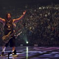 Metallica's 'Through the Never' Opens in 3D IMAX