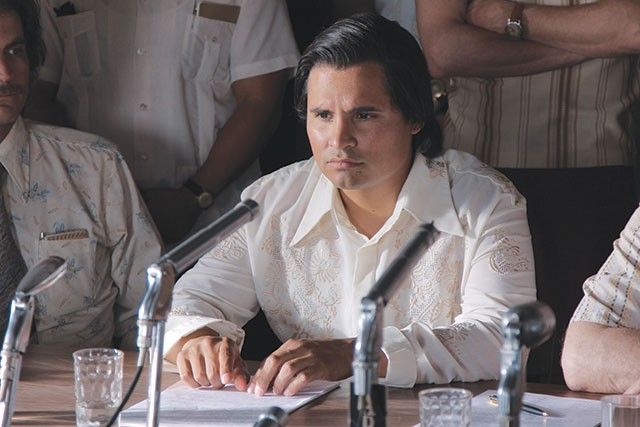 Michael Peña as César Chávez - COURTESY PHOTO