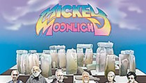 Mickey Moonlight: <em>And The Time Axis Manipulation Corporation</em>