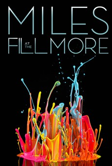 Miles at the Fillmore: A live peek into the mind of a genius