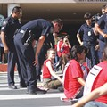 Hyatt protests escalate with hundreds on the street and 11 arrests