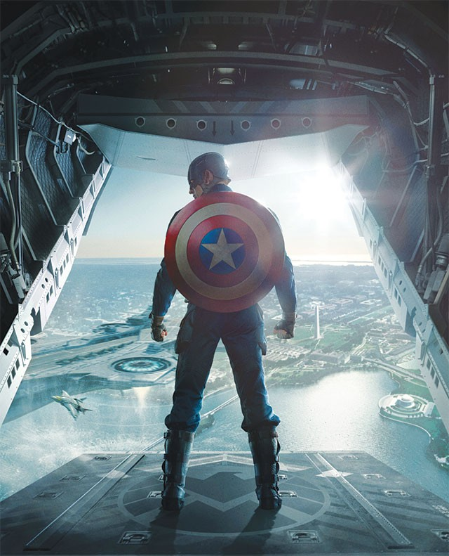"""More proof this film may be revolutionary: Google """"Winter Soldier Investigations"""" - COURTESY PHOTO"""