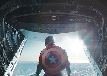 Latest 'Captain America' Goes Deep for Popcorn Flick