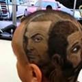 """Mount Spursmore"" Haircut Is A True Fan's Monument"