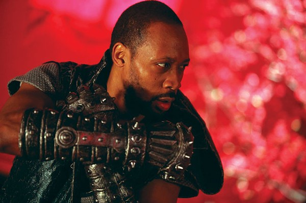 Move over, Iron Man: RZA is The Man with the Iron Fists. - COURTESY PHOTO