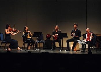 Musical Bridges Around the World brings kids to concerts in outreach program