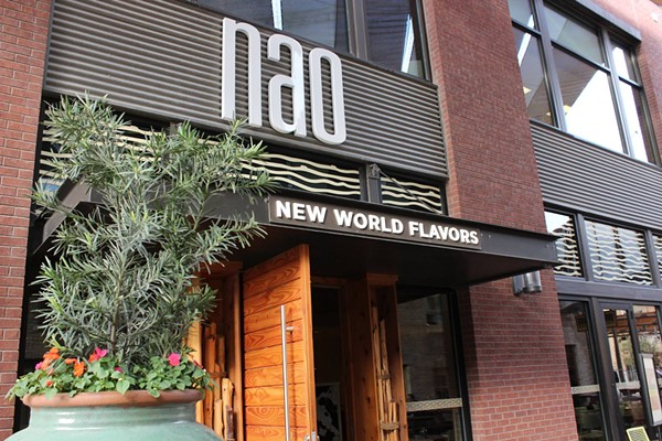 COURTESY OF NAO | NEW WORLD FLAVORS / FACEBOOK