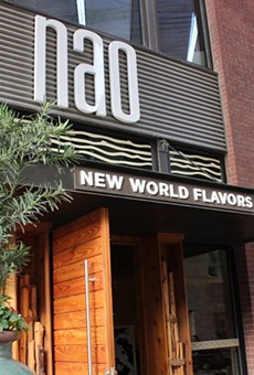 NAO And SAMA Partner Up Culture + Cuisine