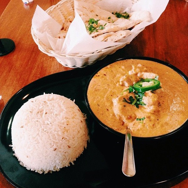 Help Nepal, then eat delish curries. It's a win-win. - TARKA INDIAN CUISINE/FACEBOOK