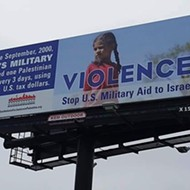 Palestine Advocacy Project Launches Billboard Campaign In San Antonio
