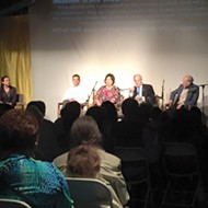 Mayoral Candidates (Sans Ivy Taylor) Talk Gentrification At Esperanza Peace & Justice Center