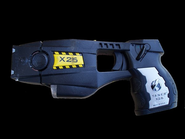 From January 2013 until September 19, 2014 San Antonio police officers deployed Taser devices nearly 400 times, according to stats obtained through an open records request. - WIKIMEDIA