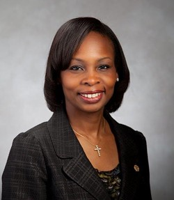 Mayor Ivy Taylor - COURTESY