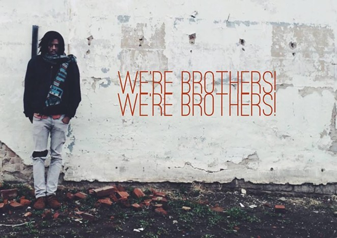 Nick Long of We're Brothers We're Brothers - VIA FACEBOOK