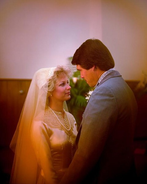 Texas Governor Rick Perry was in court Thursday, on his 32nd wedding anniversary. - RICK PERRY