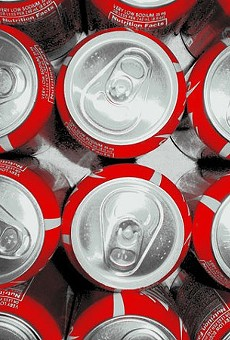 Bexar County Wants You To Drink Less Soda, More Water