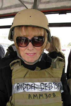 Texas Rep. Debbie Little Wants To Put Trans People In Jail For Using The Restroom
