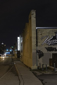 210 Kapone's has increased security since the murder of its owner in March.