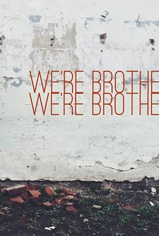 Nick Long of We're Brothers We're Brothers