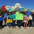 Protestors Want Alamo Colleges' Chancellor To Resign