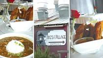 New Orleans cuisine in the Texas Hill Country