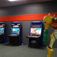 New Video Game Arcade Opens in San Antonio