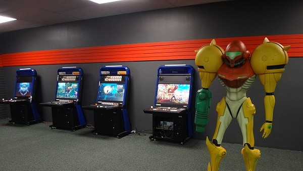 San Antonio's Newest Arcade, Otaku Café - COURTESY