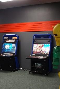 San Antonio's Newest Arcade, Otaku Café
