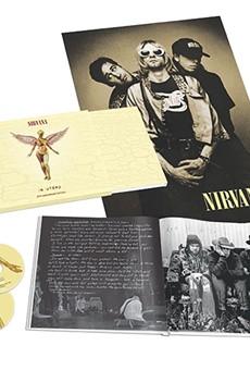 Nirvana's 'In Utero' Turns 20, Gets Deluxe Treatment