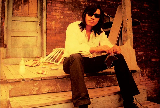 Not done yet — Rodriguez is on tour again. Catch him at Austin's Antone's on October 21. - COURTESY PHOTO