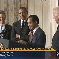Obama Nominates Mayor Castro as HUD Secretary