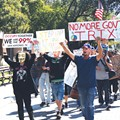 A month into the HemisFair encampment, OccupySA prepares for the long haul