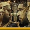 Oddsmaker (Gambling) Sites Choose Spurs as Favorites for NBA Finals