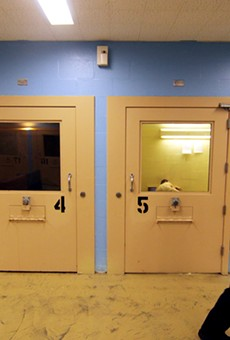 Officials accuse jailer of falsifying records the night inmate died