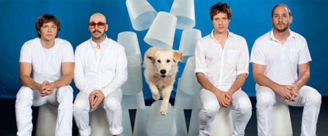 OK Go - COURTESY