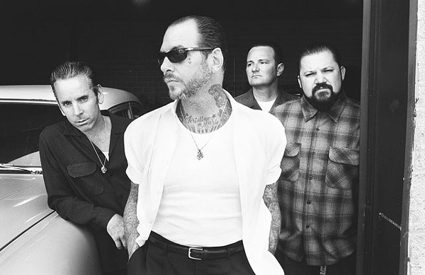 Oldies but baddies: Social Distortion - COURTESY PHOTO