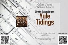 Olmos Basin Brass