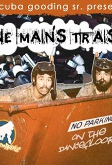 ONE MAN'S TRASH…NEXT MAN'S TREASURE