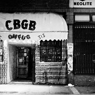 One Night Only: 'CBGB' Movie coming to SA Wednesday Night