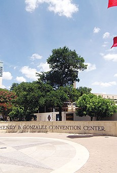 """One of SA's """"silver bullets""""—the Henry B. Gonzalez Convention Center"""