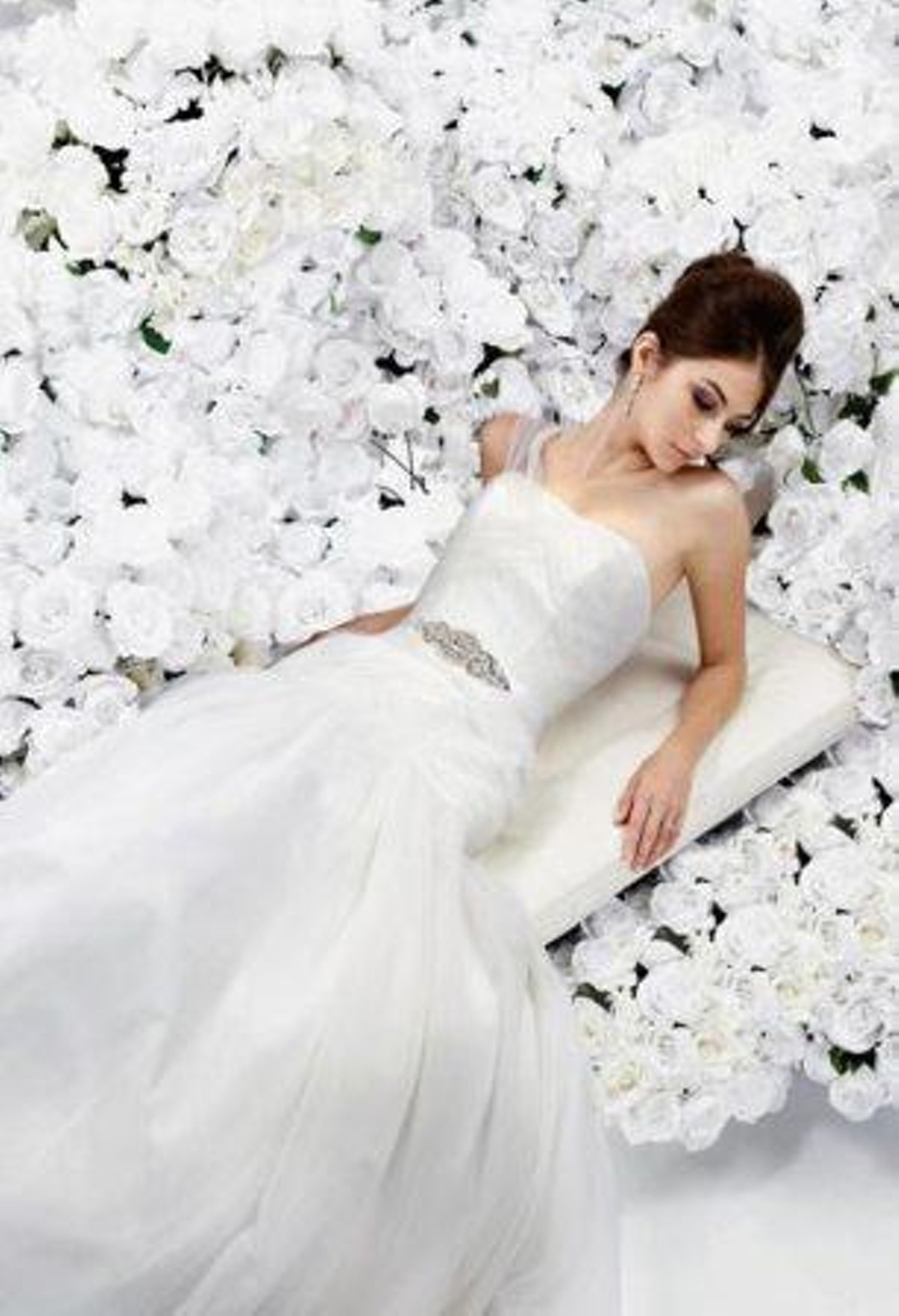 39 operation wedding gown 39 gives military brides dress of for Free wedding dresses for military brides