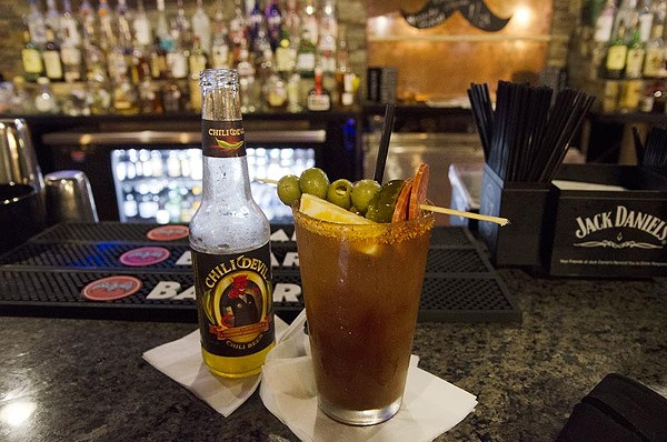 OTR's michelada pulls out all the stops - JAIME MONZON