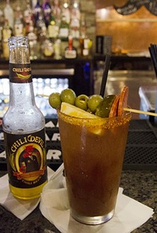 OTR's michelada pulls out all the stops